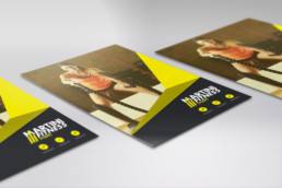 Martini Fitness Studio Folder