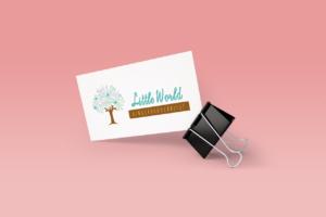Logo Kinderdagverblijf Little World