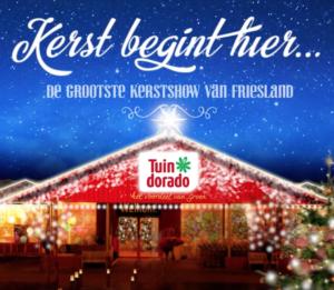 Drachten; Kerst begint hier